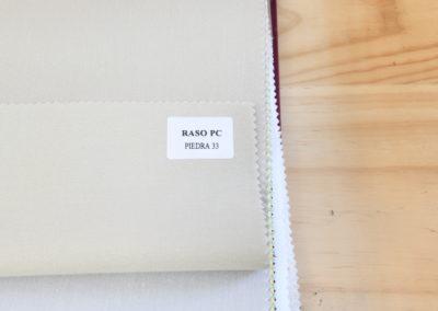 Textil para hosteleria Raso PC Piedra