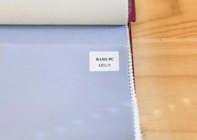 Textil para hosteleria Raso PC Azul