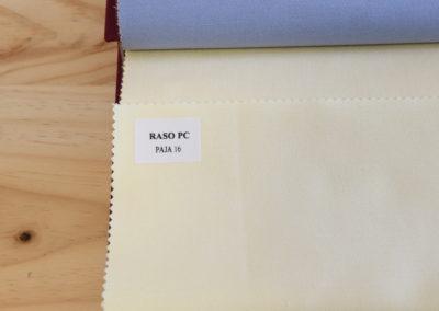 Textil para hosteleria Raso PC Paja