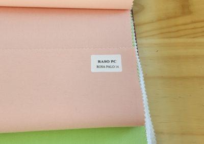 Textil para hosteleria Raso PC Rosa Palo