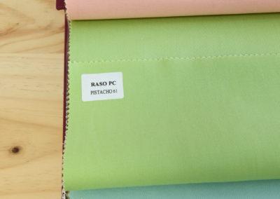 Textil para hosteleria Raso PC Pistacho