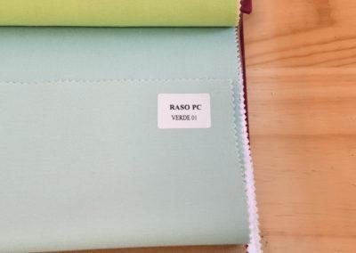 Textil para hosteleria Raso PC Verde