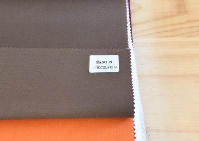 Textil para hosteleria Raso PC Chocolate