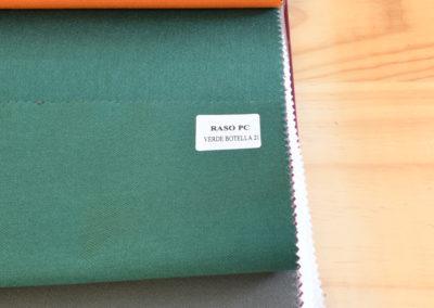 Textil para hosteleria Raso PC Verde Botella