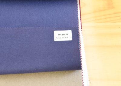 Textil para hosteleria Raso PC Azul Marino