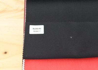 Textil para hosteleria Raso PC Negro