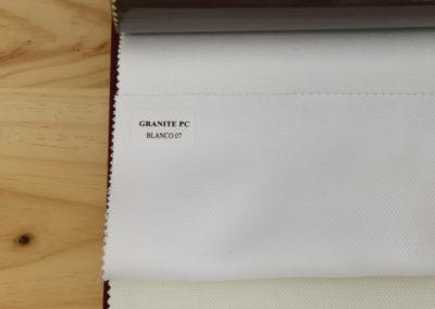 Textil para hosteleria Granite PC Blanco