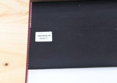 Textil para hosteleria Granite PC Negro - Soluciones Hosteleria