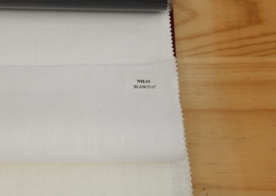Textil para hosteleria Nilo Blanco - Soluciones Hosteleria