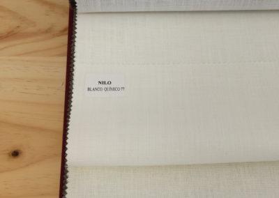 Textil para hosteleria Nilo Blanco Químico - Soluciones Hosteleria