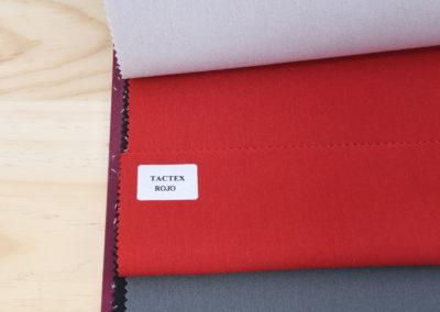 Textil para hosteleria Tactex Rojo - Soluciones Hosteleria