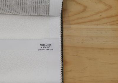 Textil para hosteleria Mosaico Blanco